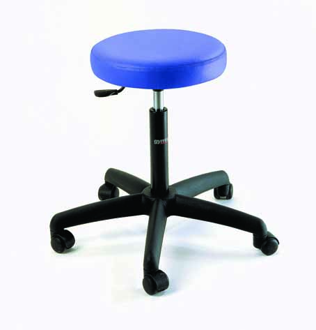 TABOURET A ROULETTES GYMNA